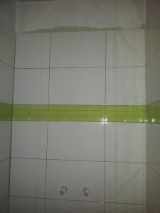 Gäste-WC Fliesen