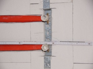 Vorbereitung Armatur Detail Anschluss