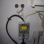 Telefon, Kabel, Strom